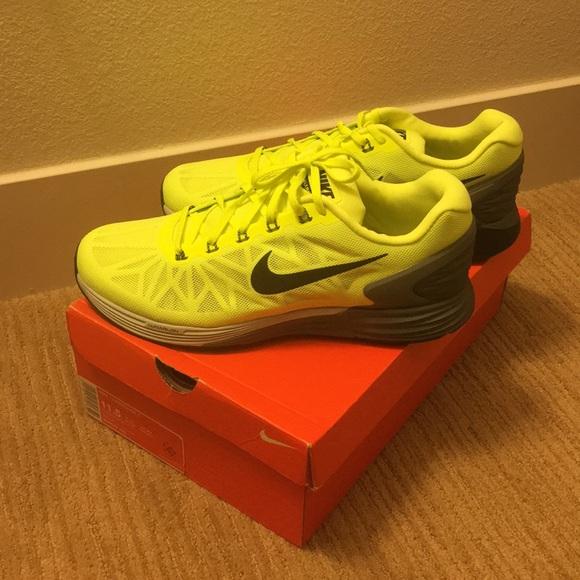 e1b876abd9ee8 Nike Lunarglide 6 - Men s Shoes Sneakers